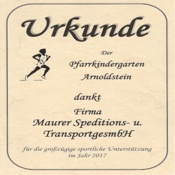Pfarrkindergarten - Arno - 352x352